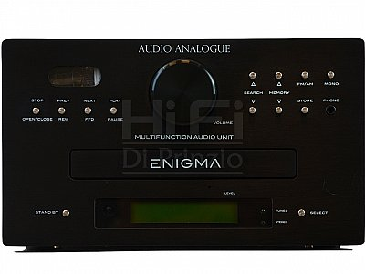 Audio Analogue AUDIO ANALOGUE ENIGMA